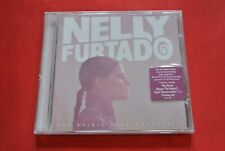 Nelly Furtado Spirit Indestructible Promo Sticker Import Canada CD SEALED NEW