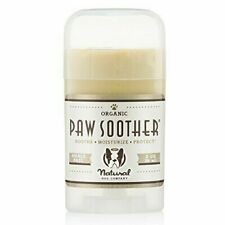 New listing Pet Dog Natural Organic Paw Soother Heals Dry Cracked Irritated Dog Paws 2 oz.