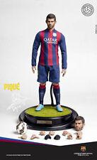 Zc World Football Fc Barcelona Gerard Pique No.3 1/6 Scale Action Figure *New*