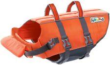 Outward Hound Granby Splash Dog Life Jacket Orange Large