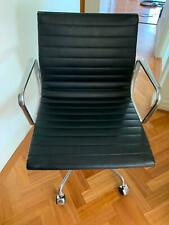 Eames Original Office Chairs, Black