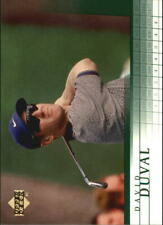 2001 Upper Deck Golf (Pick Card From List) C107