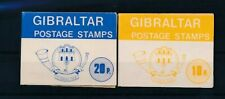 D198189(1) Gibraltar Nice selection of Booklets MNH