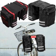 Fahrradtasche Gepäckträger Packtaschen Wasserdicht Satteltasche Multifunktional