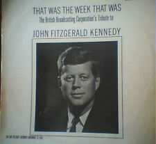 British Broadcasting - That Was The Week That Was - Vinyl Record.. - d5826d