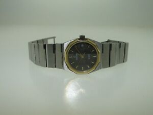 CONCORD 14KT YELLOW GOLD & STAINLESS STEEL MARINER SG WRISTWATCH