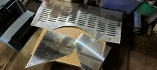 VW BEETLE STAINLESS FIREWALL KIT LOUVRE BACK SIDES AIR COOLED BUGGY BAJA KITCAR