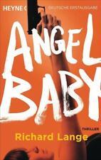 Angel Baby: Thriller von Lange, Richard