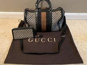 gucci handbag And Wallet authentic used