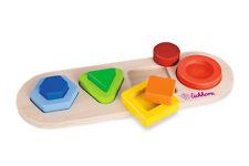 Eichhorn 100005405 - 3D Einlegepuzzle, Formen * NEUHEIT *