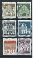 Allemagne - RFA N°357/62** (MNH) 1966 - Édifices historiques