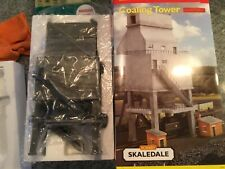 Hornby skaledale coaling tower R9640 unused and complete in mint condition