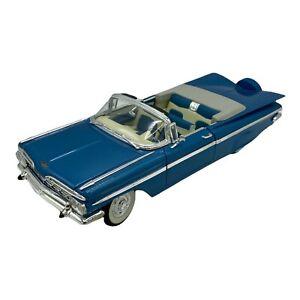 Road legends 1/18 1959 Chevrolet Impala Convertible  Loose Diecast Car NO Box