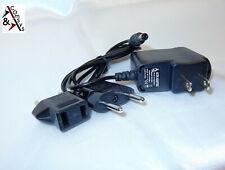 Netzteil Charger Ladekabel 5V 500mA 800mA 1000mA 1A 5.5*2.1mm + EU Adapter