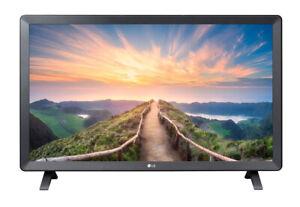 "NEW Free Shipping USA LG 24LM500S-PU 24"" IPS LED Smart TV Monitor"