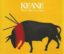 KEANE - This is the last time - 3 Tracks