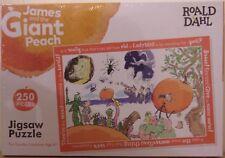 Roald Dahl ~ James And The Giant Peach ~ 250 Piece Jigsaw Puzzle