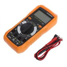 Pro Large LCD Handheld Digital Multitester Ammeter Voltmeter Multimeter DT9205A+