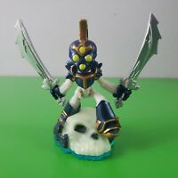 Skylanders SWAP FORCE Character Figure: TWIN BLADE CHOP CHOP (blue base)