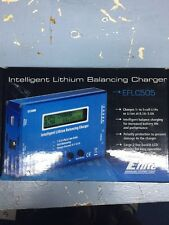 Intelligent Lithium Balancing Charger EFLC505 E Flite RC Planes Hobbies