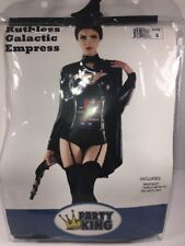Ruthless Galactic Warrior Black Costume, Women's Sexy Star Outfit Size Small