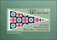 Royale Antenna Pennant Flag - MOD TARGET UNION JACK CHECKS - FP1.0057