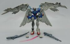 "Gundam Wing's Battle Scarred Wing Zero Custom 4.5"" action figure"