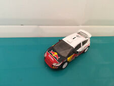 (15.2.15.1) Citroën C4 WRC Red bull 3 inch inches Norev