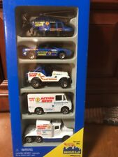 Hot Wheels 1996 ACTION NEWS TEAM Gift Pack * 5 Pack * New In Box