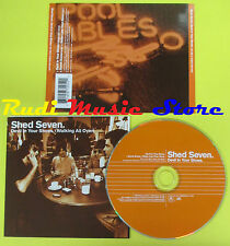CD Singolo SHED SEVEN Devil in your shoes 1998 POLYDOR no  lp mc dvd (S14)