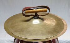 Vintage Zildjian K Constantinople 1900s Tog Cymbals with Mounts – Royal Fusilier