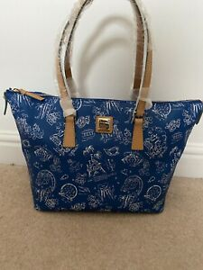 Dooney And Bourke Disney World Attractions Tote