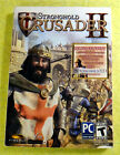 Stronghold Crusader Ii: Bonus Edition ~ 2014 Pc Dvd Rom Computer Strategy Game