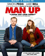 MAN UP (Simon Pegg) - BLU RAY - Region A - Sealed