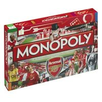 Monopoly Arsenal FC Football Fußball Club Spiel Brettspiel Board Game englisch
