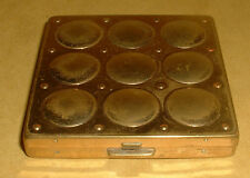 Buy vintage compacts ebay unusual vintage brass compact gumiabroncs Gallery