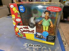 BOWL-A-RAMA ENVIRONMENT THE SIMPSONS WOS PLAYMATES FIGURE NEW PLAYSET APU NIB
