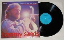 TOMMY SANDS Singing Of The Times LP Vinyl Folk AMIGA 1987 * TOP