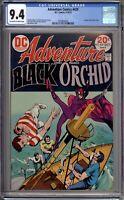 Adventure Comics 429 CGC Graded 9.4 NM DC Comics 1973