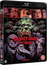 Basket Case - The Trilogy 3 Disc Blu-ray