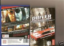 DRIVER PARALLEL LINES PLAYSTATION 2 PS2 PS 2 RATED 18