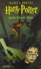 Harry Potter und der Orden des Phönix (Band 5) von Joann... | Buch | Zustand gut