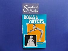 | @Oz |  DOLLS AND (&) PUPPETS By Mary Cockett (1974), Hardcover