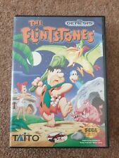 Flintstones Sega Genesis