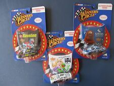 "Winner Circle Nascar ""Hood Series"" Muppet Show 25 years 3 car set"