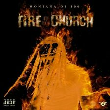 Montana of 300 - Fire In The Church  Mixtape CD 2017