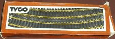 TYCO Railroad 14 pack box Curved Track- HO scale