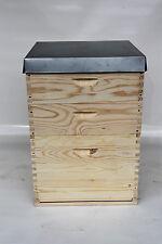 Dadant US Lot de 12 Butin de l'abeille avec 36 Petit cadre,gedrahtet,oeillets,