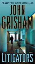 The Litigators by John Grisham (2012, Mass Market)