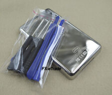 Thick Metal Back Housing Case Cover Shell for iPod 5th Gen Video 60GB